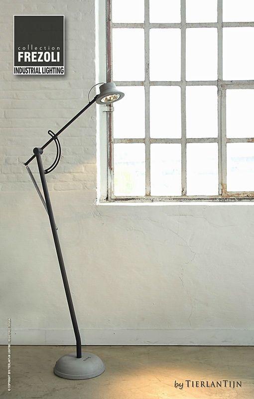 Verstelbare Lamp Frezoli Tierlantijn For Sale At T Slagveld Etten Leur Vloerlamp Verlichting Verlichting Ideeen