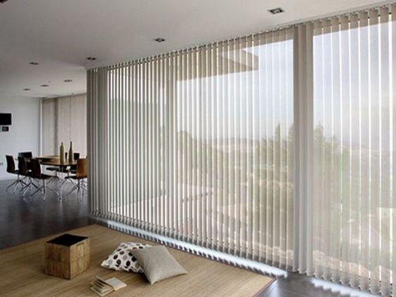 8 modelli di tende per interni questioni di arredamento for Ambienti interni moderni
