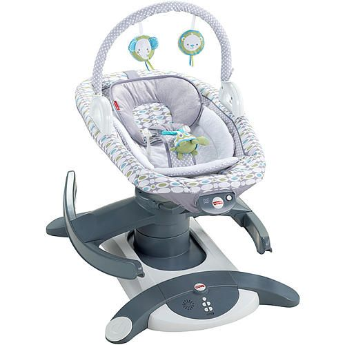 "Fisher-Price 4-in-1 Rock 'n Glide Soother Seat - Fisher-Price - Babies ""R"" Us"