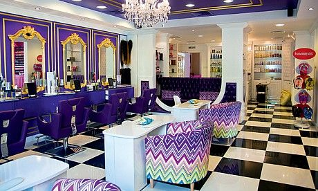 The dollhouse salon dubai for 7 shades salon dubai