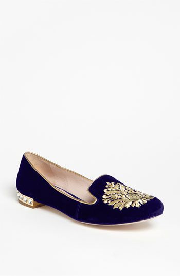 Miu Miu 'Crest' Moccasin available at #Nordstrom