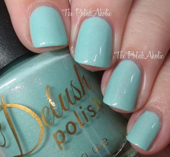 nails.quenalbertini: Delush Polish Spring 2016 High & Mightea Collection | PolishAholic