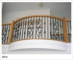Iron-Balusters.com, This site has a 'Baluster Designer' that allows you to design your own staircase railings.