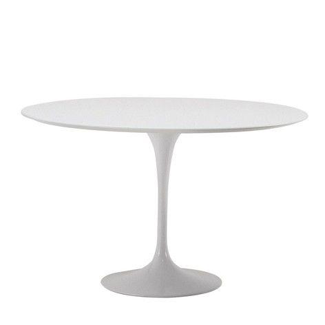 Tulip Coffee Table Round 91cm White Laminate Seat Seat Seat Pinterest Tulip Coffee
