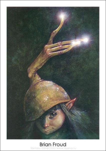 Brian Froud: Fairies Fantasy, Fairies Brian Froud, Elves Goblins, Froud S Fairies, Faerie Froud, Brian Frouds, Brian Froud Artist, Froud Fairies, Frouds Faeries