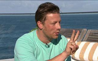 Jamie Oliver se encanta pela culinária brasileira!