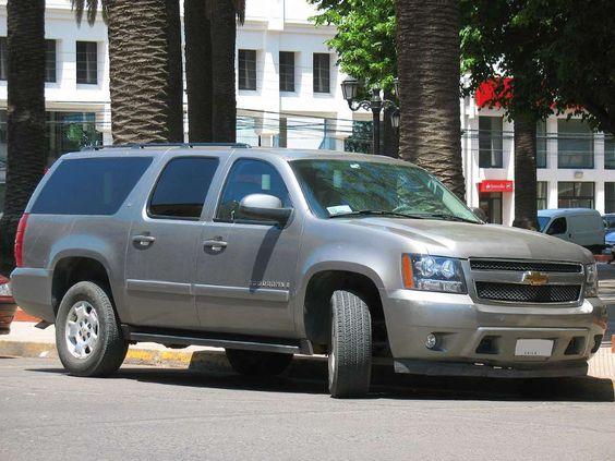 La influencia del Chevrolet Suburban es notable en todos los vehículos utilitarios deportivos de la ... - Wikimedia Commons