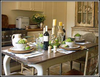 French inspired kitchen - Joss & Main
