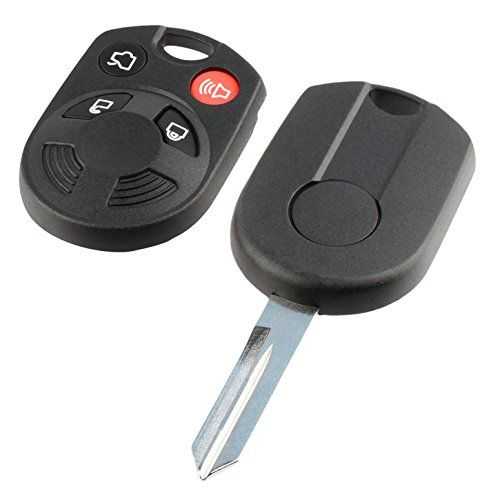 Key Fob Keyless Entry Remote Shell Case Pad Fits Lincoln Mercury Oucd6000022 4 Btn Lincoln Mercury Mercury Remote