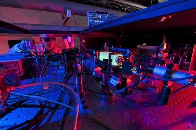 Are we living in a 2D hologram? Fermilab set to find out.