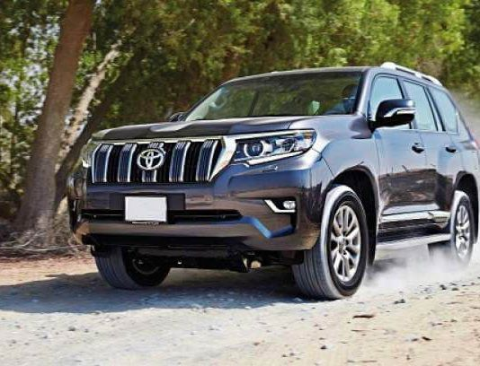 2020 Toyota Prado Wallpaper In 2020 Toyota Land Cruiser Toyota Land Cruiser Prado Toyota