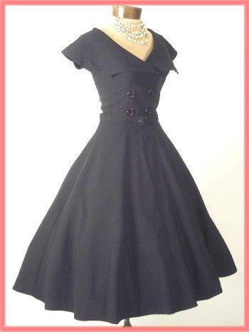 Swing dress: Retro Dress, 50 S Dresses, 50 Style, Vintage Dresses, Vintage Style Dresses, Swing Dress