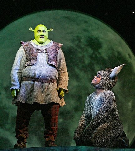 Shrek the Musical: Show Photos | Back to, Donkeys and ...