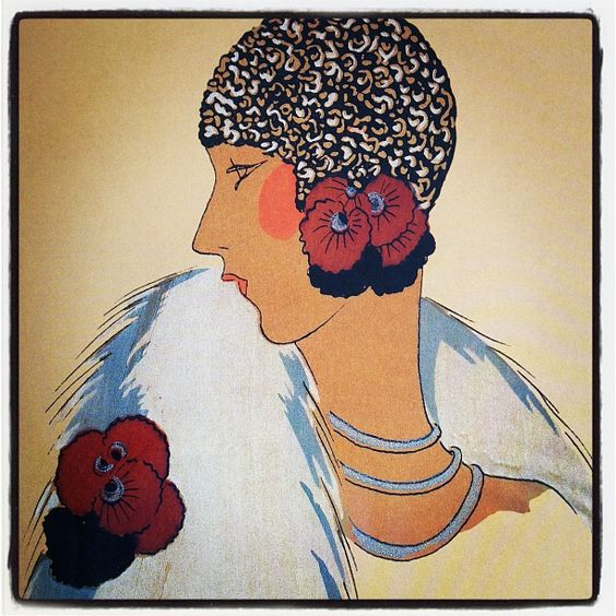 Lovely- Art Deco Fashion