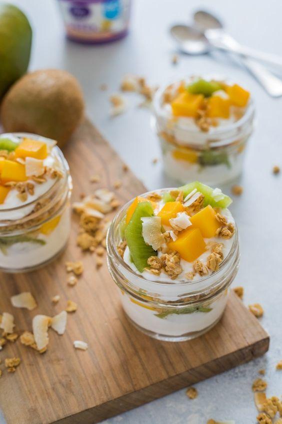 Fruit Flavor Yogurt