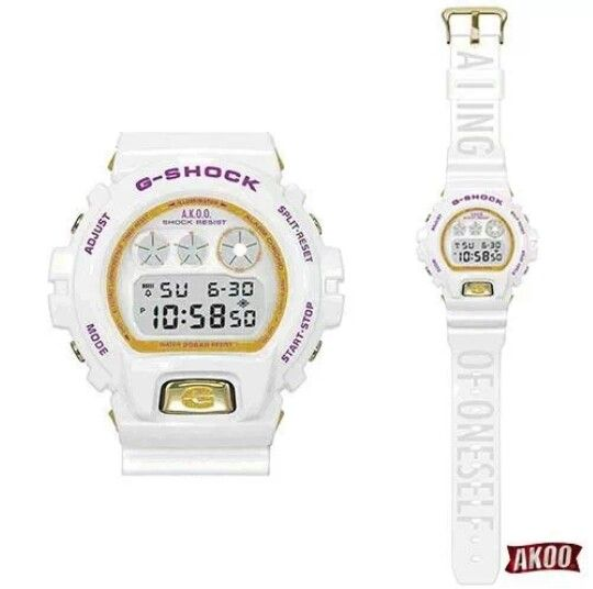 AKOO G-Shock Collaboration