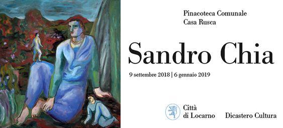 Sandro Chia, una retrospettiva a Locarno