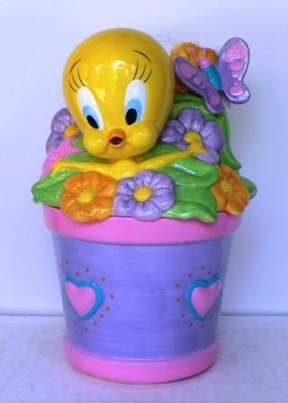 Tweety Cookie Jar