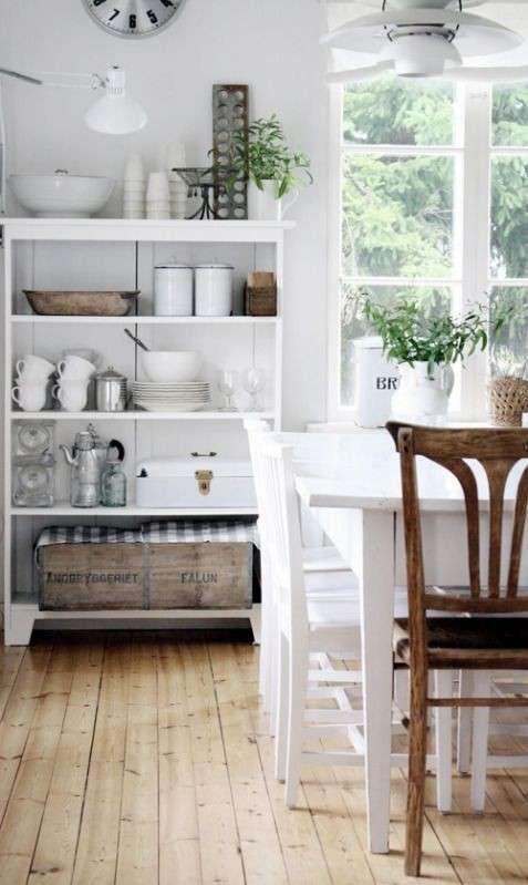 Arredare Una Cucina In Stile Shabby Chic Idee Per Decorare La Casa Arredamento Interni Casa