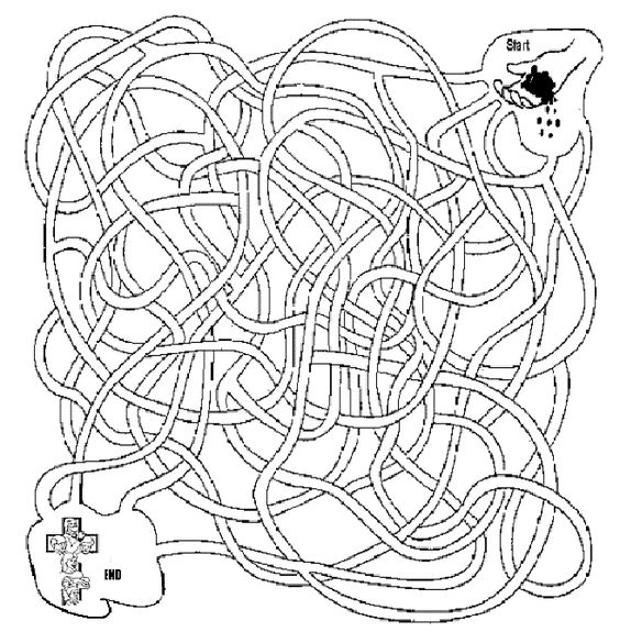 gangway to galilee coloring pages - photo#50
