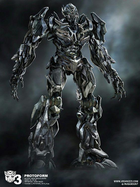 Megatron - Decepticon