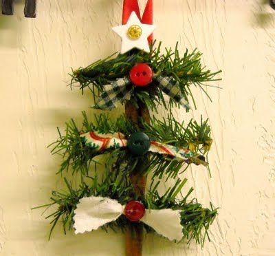 Cinnamon Stick Christmas Ornament