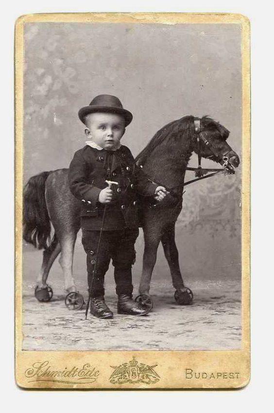 Toy horse: