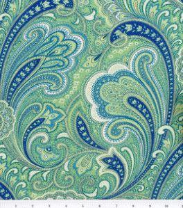 blue fabric 2