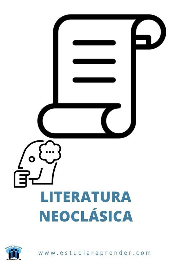 Literatura neoclasica para estudiantes