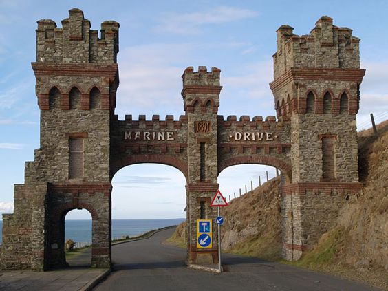 Marine Drive - Isle of Man