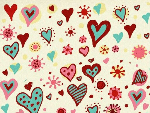 vintage valentine's day cards to print