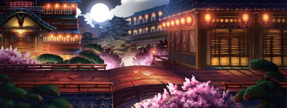 The island of the moon - Mobile Game Concept Art 2 by mio2014.deviantart.com on @DeviantArt
