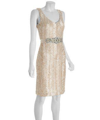 Beautiful, blush dress