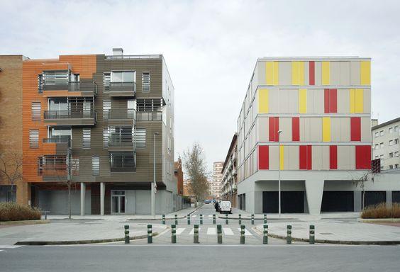 Galeria - Conjunto habitacional em Granollers / ONL Arquitectura - 11
