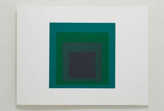 Josef Albers - Portfolio 2, Folder 13, B