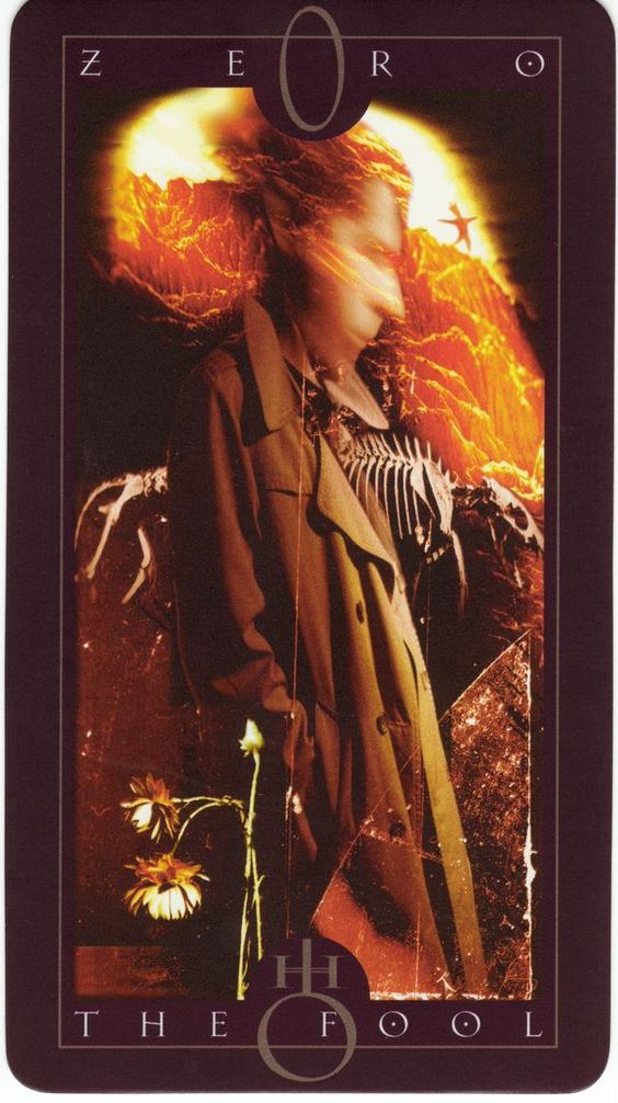 The Fool Dave McKean, The Vertigo Tarot