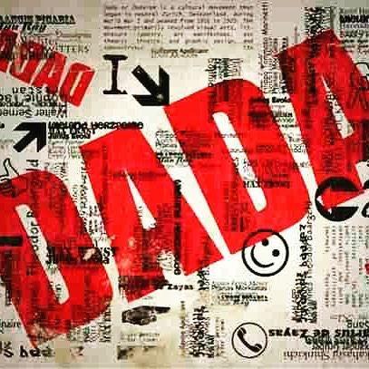 #100YearsAgo Today #Dada was Born! #AvantGarde is #100 years old! #TristianTzara by dinu_dumitrascu