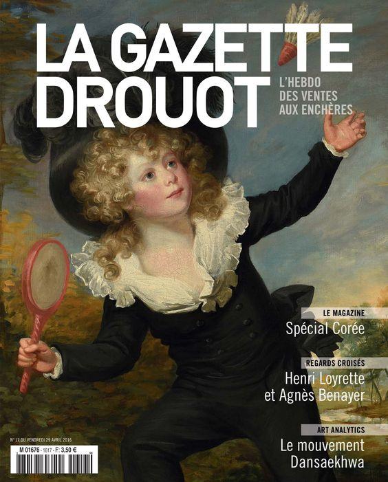 Gazette Drouot n°17 du 29/04/2016 #Webzine #ArtMarket #AncienArt