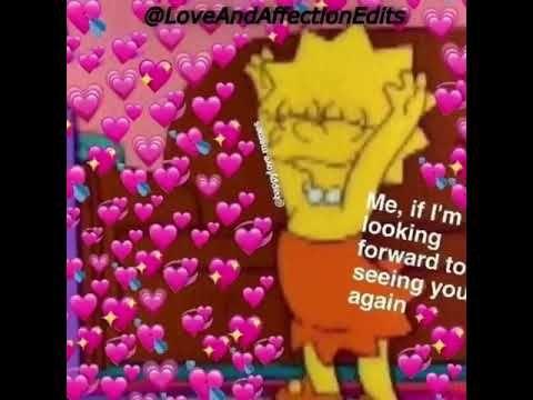 Heart Meme Edits Youtube Heart Meme Cute Love Memes Cute Memes