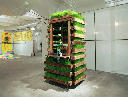 garden kiosk