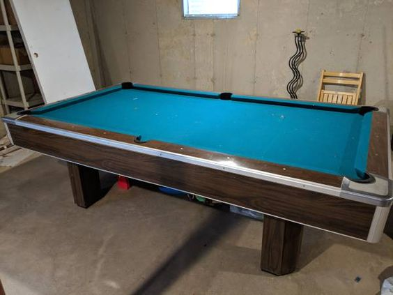 #Brunswick Billiards Century #Pool Table Pro 8'