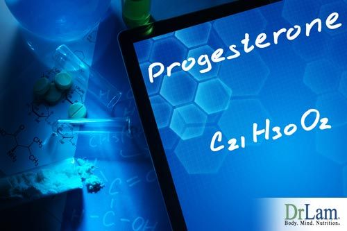 Progesterone is useful in Adrenal Fatigue recovery