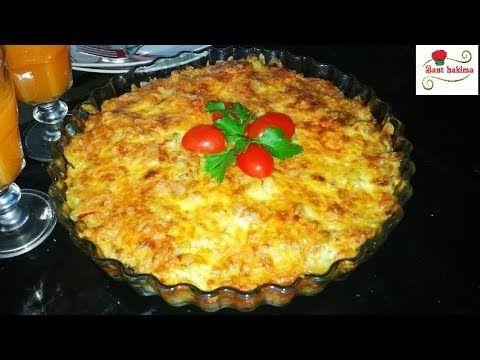 وجبة بطاطس ساهلة و خفيفة لذيذة جداا ومذاق اروع بصلصة فورية شهية جداا Youtube Food Desserts Pie