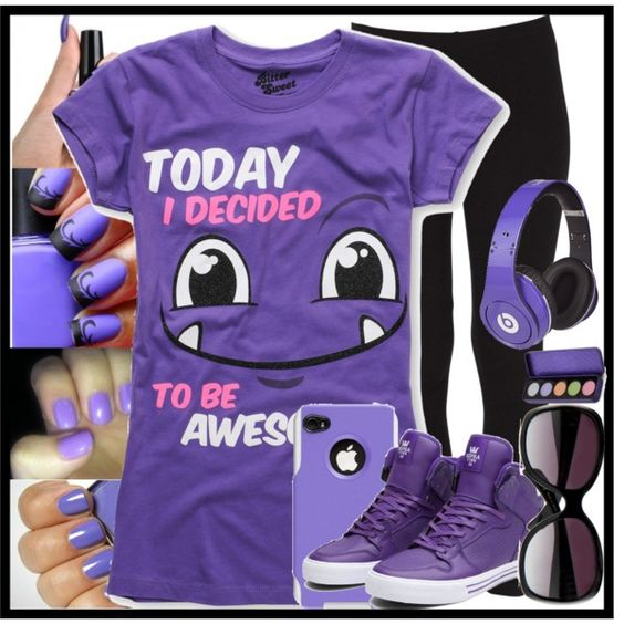 """purple"" by bunnyrabbit13 on Polyvore"