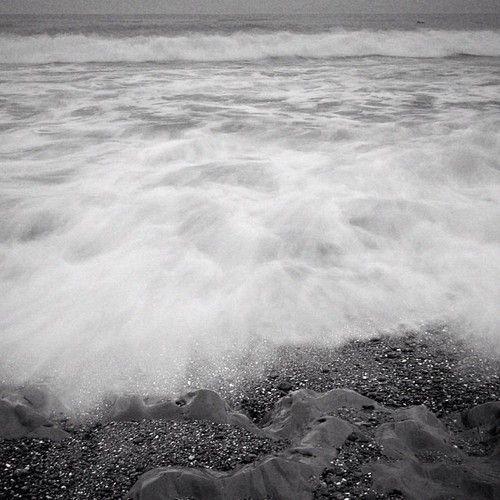 Beach. Japan. Film photography. Cameron Kline Photography