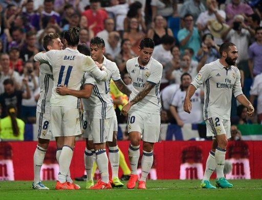 Sin Keylor Navas, el Real Madrid gana 2-1 al Celta