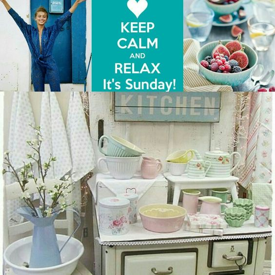 It's Sunday!!