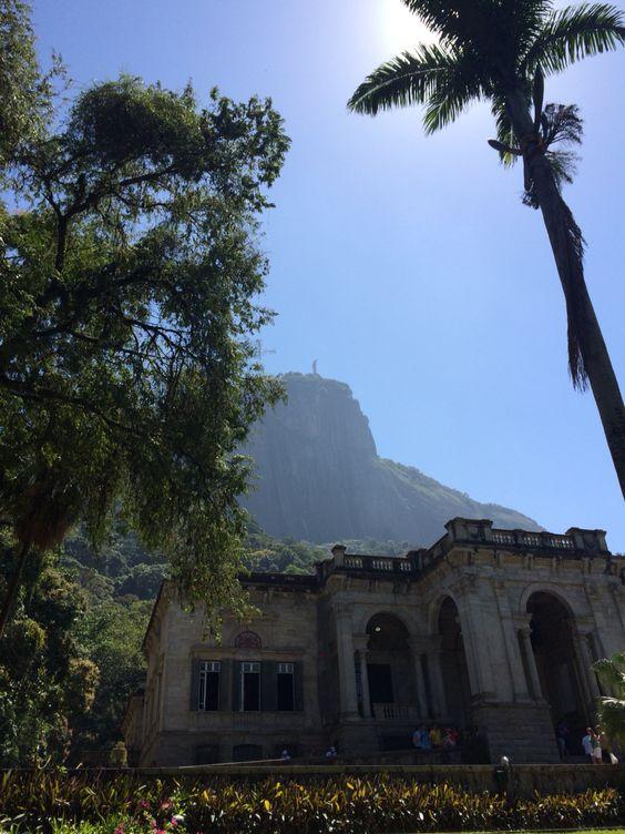 Parque Laje - Rio de Janeiro