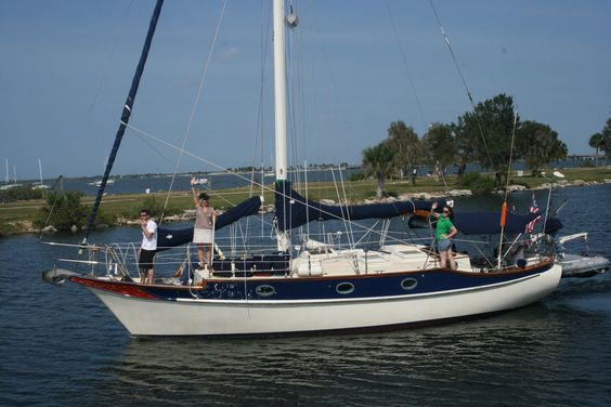 CSY Sailboats: Then and Now