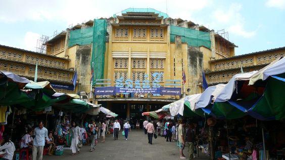 Cổng chợ Lớn Mới